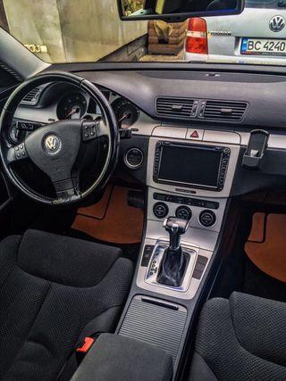 Radio pantalla Volkswagen Passat