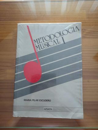 Metodología musical