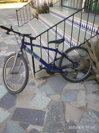 se vende bicicleta de paseo