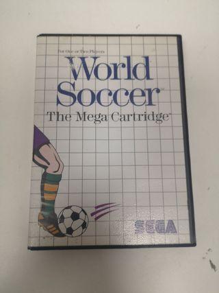 World soccer para Sega Master System