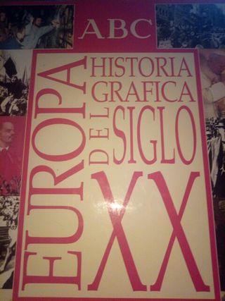 historia grafica del siglo XX