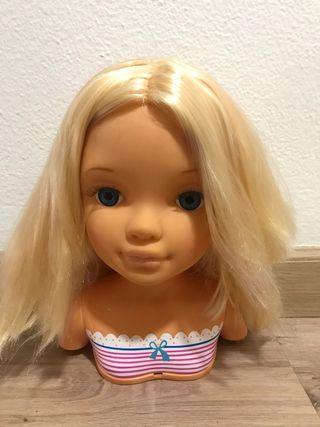 Muñeca peinados
