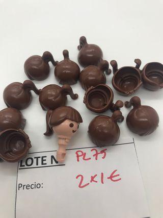 Peluca playmobil pl75