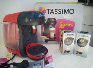cafetera de cápsulas Tassimo Bosch