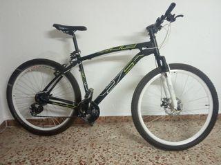 bicicleta montaña hardtail