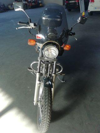 honda rebel de 250cc