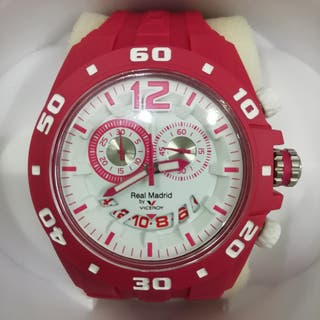 Reloj Real Madrid by Viceroy Color Fucsia