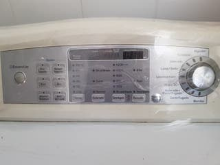 Lavadora LG WD-12210BD - 10 KG de carga