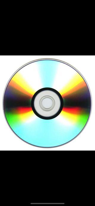 Recogida películas dvd