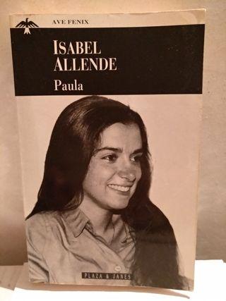 Paula. Isabel Allende