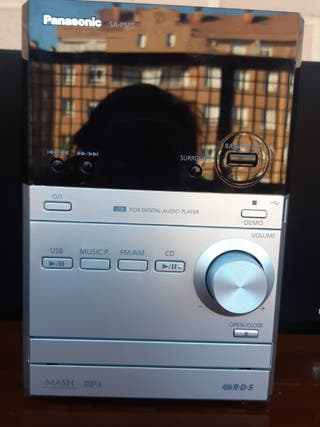 Minicadena Panasonic SA-PM5