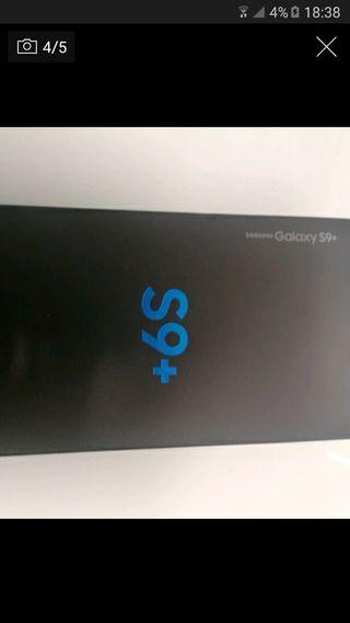 se vende s9 plus casi nuevo
