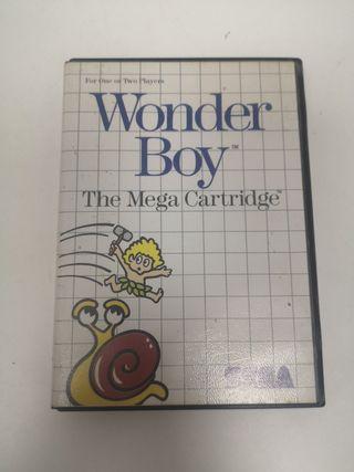 wonder Boy para Sega Master System