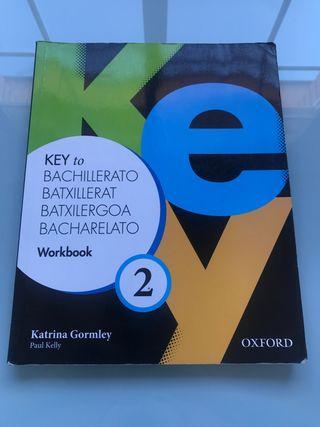Libro Inglés Segundo Bachillerato Workbook