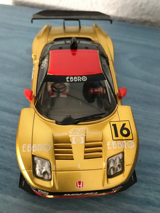 Scalextric ninco slot