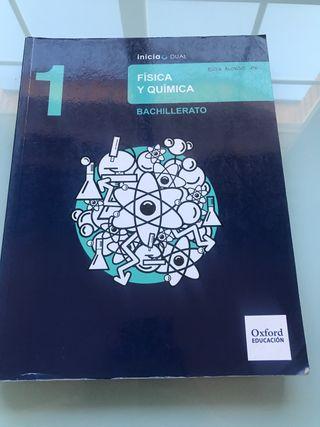 Libro Física y Química Primero Bachillerato