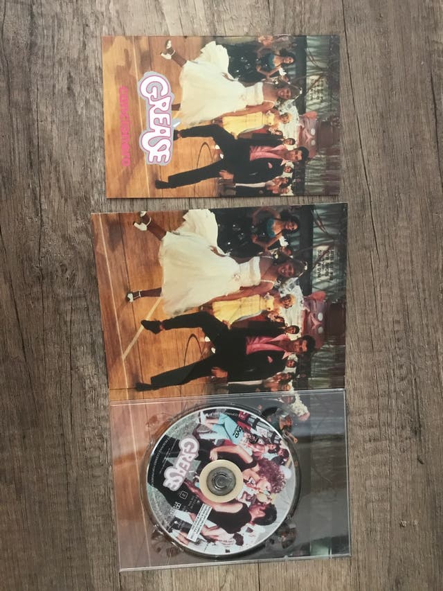 DVD GREASE edición especial