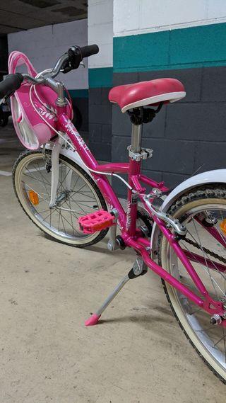 Bicicleta Decathlon 20 pulgadas
