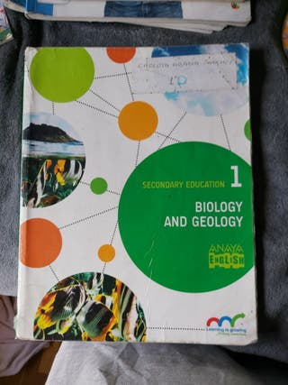 Biology and geology 1 eso anaya