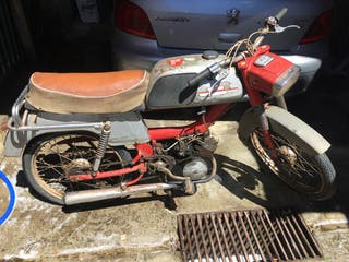 Moto Peugeot 50 cc