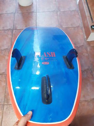 Tabla de surf Soft Flash 5.7 Eric W.