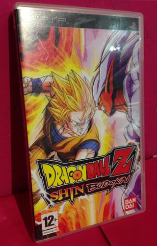 PSP DRAGON BALL Z SHIN BUDOKAI