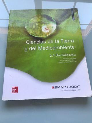 Libro Ciencias de la Tierra y del Medioambiente