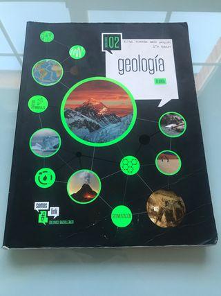 Libro Teoría Geología Segundo Bachillerato