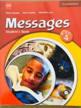 Libro messages 4 eso SM Cambridge