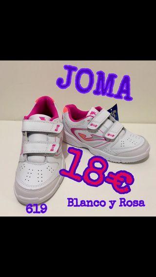 Zapatillas de Deporte marca JOMA
