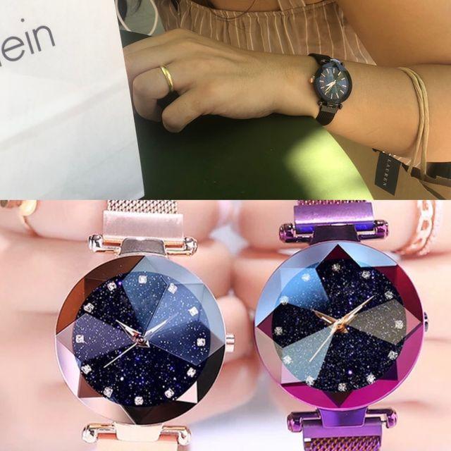 Reloj lujoso moda 2020