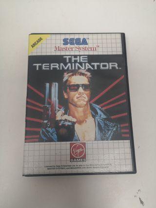 The Terminator para Sega Master System