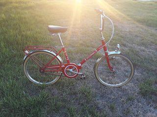 bicicleta BH plegable de 22 pulgadas