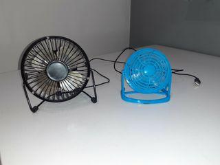 ventiladores pequeños