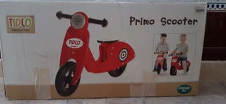 SCOOTER MADERA MARCA TIDLO