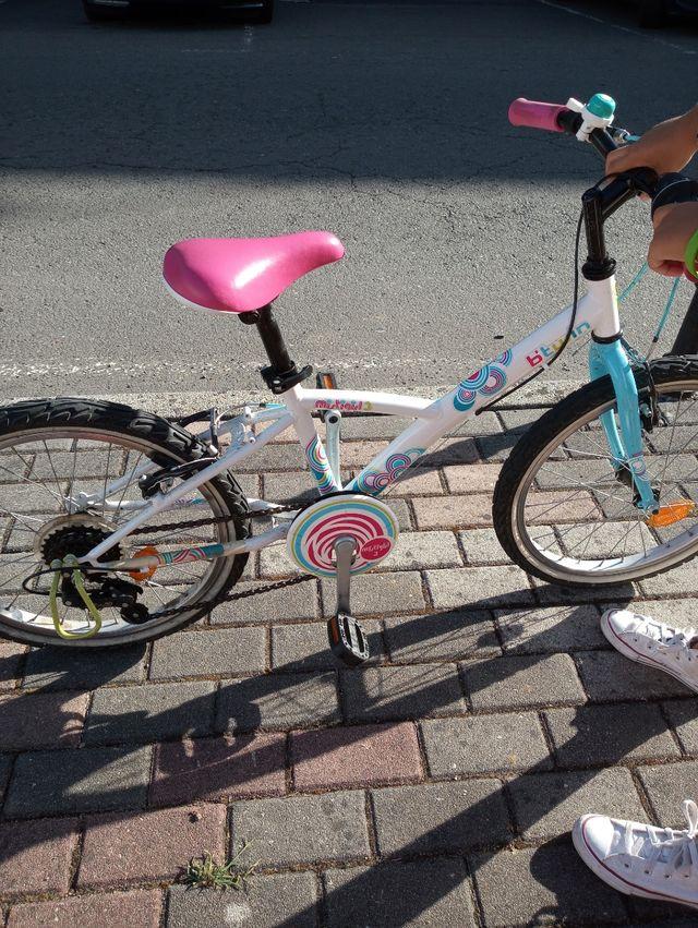 bicicleta 21 pulgadas