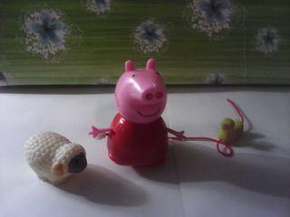 figura peppa pig y compañia