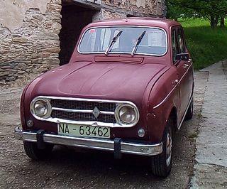 Renault 4 Super 1969