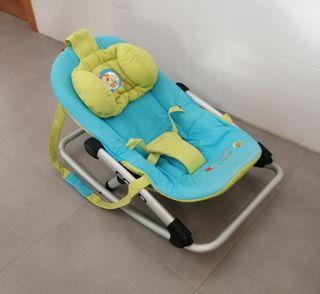 Hamaca gandulita bebé Jane Fold