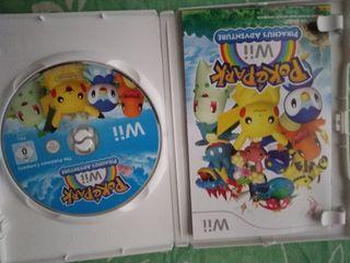 Juego Wii Poképark