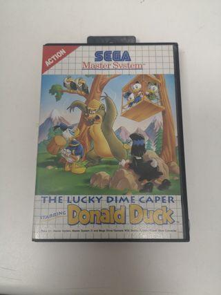Donald Duck para Sega Master System