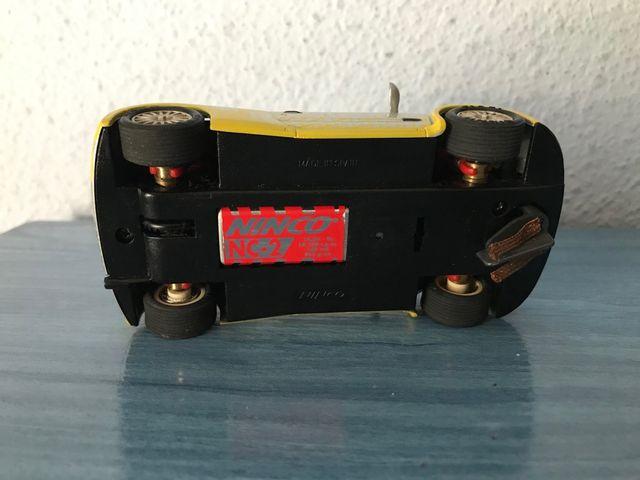 Scalextric ninco slot