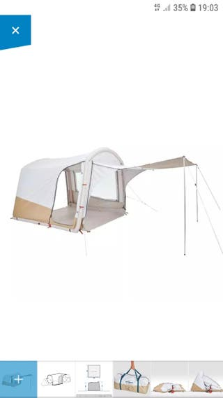 Avance camping quechua air