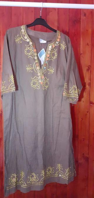 vestido ( pasmina)