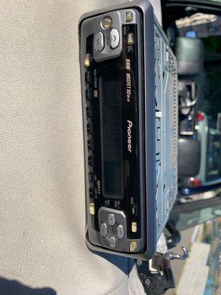 Radio Cd Pioneer 50x4