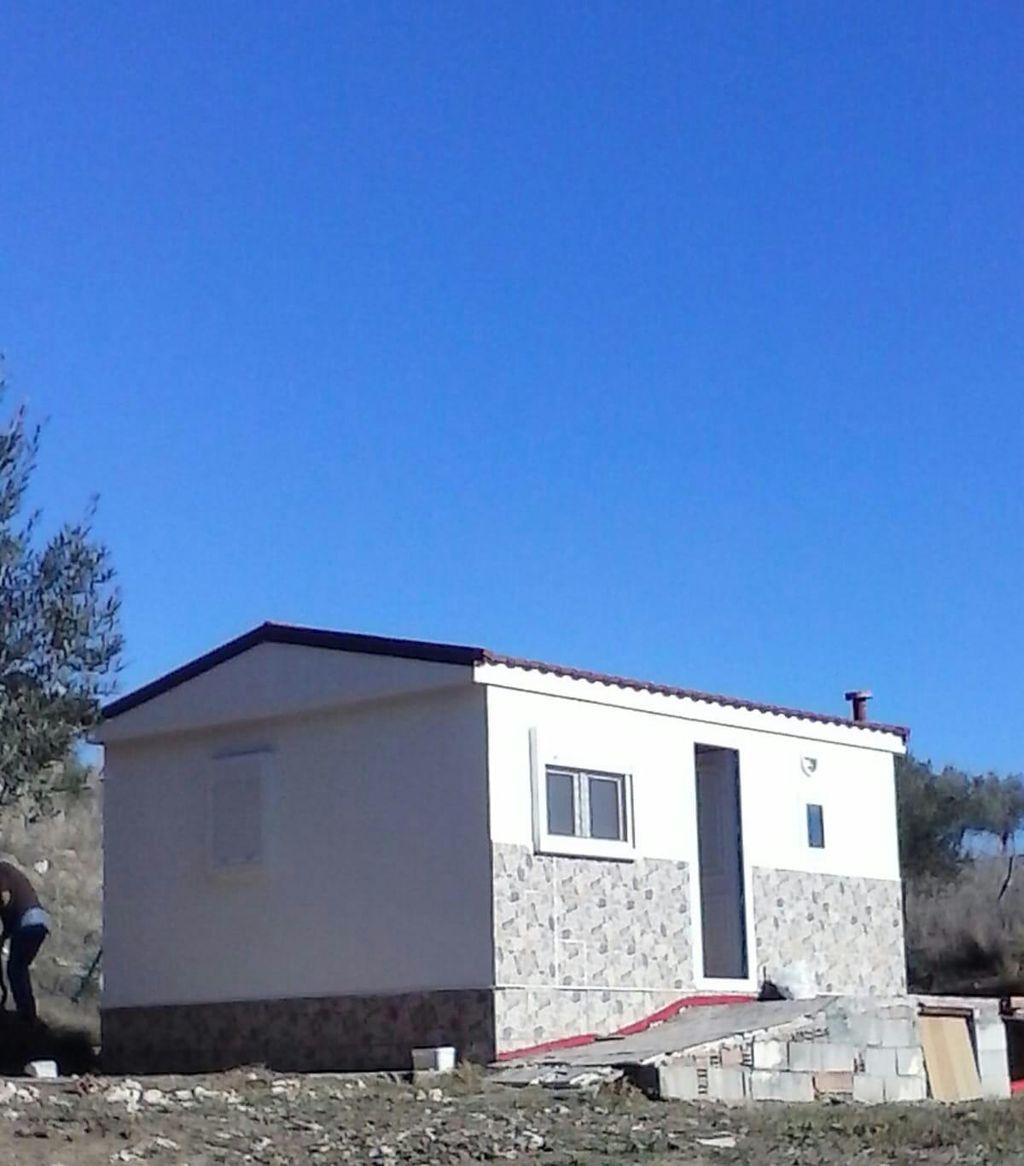 VENTA FINCA + CASA 75 M2 ALHAURIN EL GRANDE (Alhaurín el Grande, Málaga)
