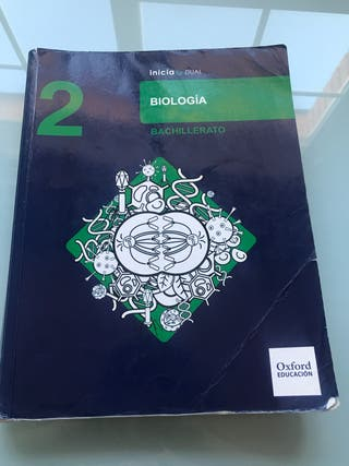 Libro Biología Segundo Bachillerato