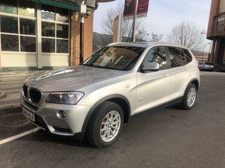 BMW X3 automático 184cv