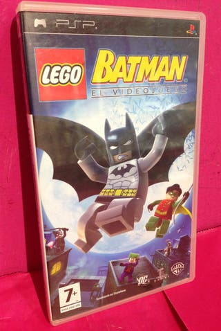 PSP LEGO BATMAN
