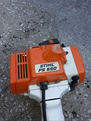 DESBROZADORA STHIL FS 550